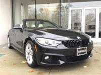 Loaded! 2016 BMW 435i xDrive Convertible w/ M Sport