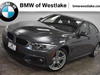 One owner, clean CarFax, 435i xDrive Gran Coupe