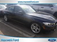 Check out this gently-used 2016 BMW 4 Series we
