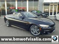 CARFAX 1-Owner, BMW Certified, LOW MILES - 17,180! WAS
