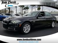 This outstanding example of a 2016 BMW 5 Series 528i is