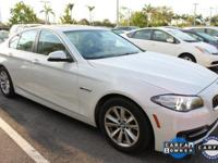 528i w/Premium Package. Take a ride down easy street.