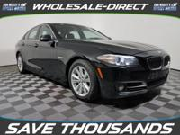 2016 BMW 5 Series - SAVE THOUSANDS with SPORT AUTO