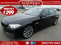This Amazing Black 2016 BMW 528XI xDrive Sedan Comes