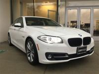 Low mileage, Special Edition 2016 BMW 528i xDrive in