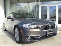 Low mileage, Luxury Line 2016 BMW 528i xDrive in