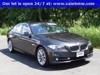 ***2016 BMW 528i xDRIVE SEDAN***  SERVICE LOANER