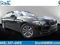 Options:  2016 Bmw 5 Series 528I Xdrive|Jet