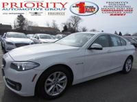 This 2016 BMW 528i xDrive in MIDDLETOWN, RHODE ISLAND
