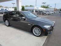 2016 BMW 5 Series 528i xDrive 33/22 Highway/City MPG