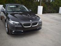 Boasts 31 Highway MPG and 20 City MPG! This BMW 5