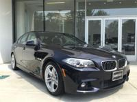 One of a kind, Loaded, Low Mileage 2016 BMW 535i xDrive