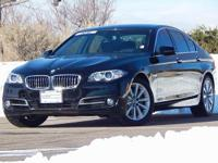 This 2016 BMW 5 Series has an original MSRP of
