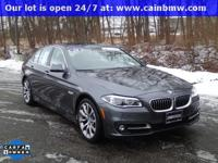 ***2016 BMW 535i xDRIVE AWD SEDAN***  SERVICE LOANER