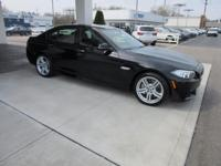 2016 BMW 5 Series 4D Sedan 535i xDrive 3.0L I6 DOHC 24V