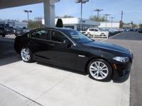 2016 BMW 5 Series 4D Sedan 535i xDrive 3.0L I6 DOHC 24V