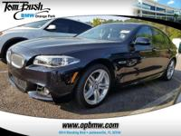 Looking for a clean, well-cared for 2016 BMW 5 Series?