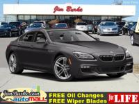 -CARFAX 1-Owner *LOW MILES* This 2016 BMW 6 Series 640i