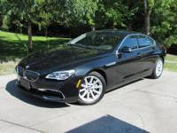 Options:  2016 Bmw 6 Series 640I Gran Coupe Xdrive|This