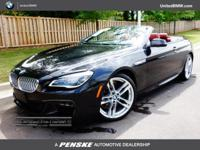 CARFAX 1-Owner, BMW Certified, ONLY 8,249 Miles!
