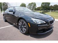 650i xDrive trim. CARFAX 1-Owner, BMW Certified, ONLY