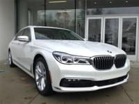 $109,245 new! Loaded! 2016 BMW 750i xDrive in Mineral