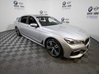 Check out this gently-used 2016 BMW 7 Series we