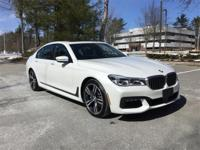 2016 BMW 7 Series 750i xDrive w/ M Sport Package in