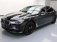 2016 BMW 7-Series with Cold Weather Package,4.4L