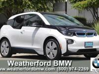CARFAX 1-Owner, BMW Certified, ONLY 23,665 Miles! i3