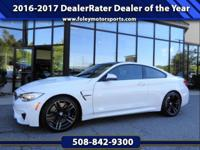 ***ORIGINAL Sticker MSRP of $75895*** 2016 BMW M4