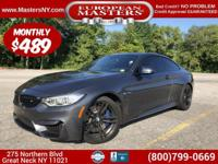 This Wonderful Grey (Mineral Grey Metallic) 2016 BMW M4