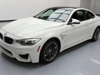 2016 BMW M4 with Executive Package,Driver Assistance