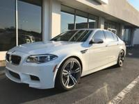 RARE! 2016 M5 MANUAL 6 Speed Manual M5 - Immaculate