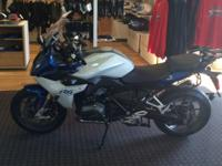 2016 BMW R1200RS ALL NEW R1200RS IS HERE READY TO GO