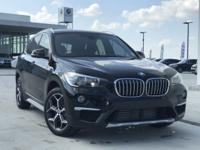 Beautiful 2016 BMW X1 with All Wheel Drive and less