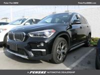 BMW Certified. Turbocharged! All Wheel Drive! BMW has