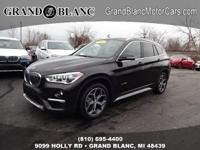 2016 X1 X DRIVE 35I with LOW MILES **Rear Back-Up