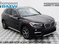 What are you waiting for? Introducing the 2016 BMW X1!