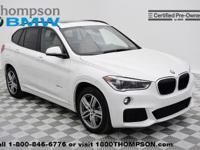 Introducing the 2016 BMW X1! Injecting sophistication