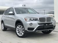 Beautiful Certified Pre-Owned 2016 BMW X3 xDrive28i.