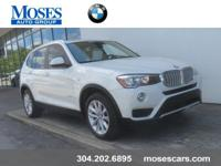 Check out this 2016 BMW X3 xDrive28i SAV with BMW's