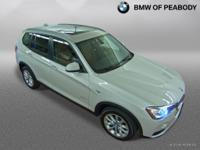 CARFAX 1-Owner, BMW Certified, LOW MILES - 24,356!