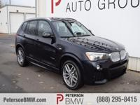 Get set to conquer the road in our 2016 BMW X3