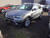 Check out this gently-used 2016 BMW X3 we recently got