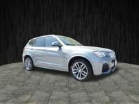 2016 BMW X3 xDrive35i ` 8-Speed Automatic Gray 27/19