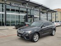 Check out this gently-used 2016 BMW X4 we recently got
