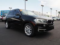 Come see this 2016 BMW X5 sDrive35i. Its Automatic