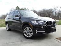 EPA 25 MPG Hwy/18 MPG City! CARFAX 1-Owner, BMW