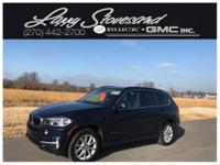 On almost any road condition, this BMW X5 xDrive35i